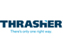 Thrasher Basement Logo