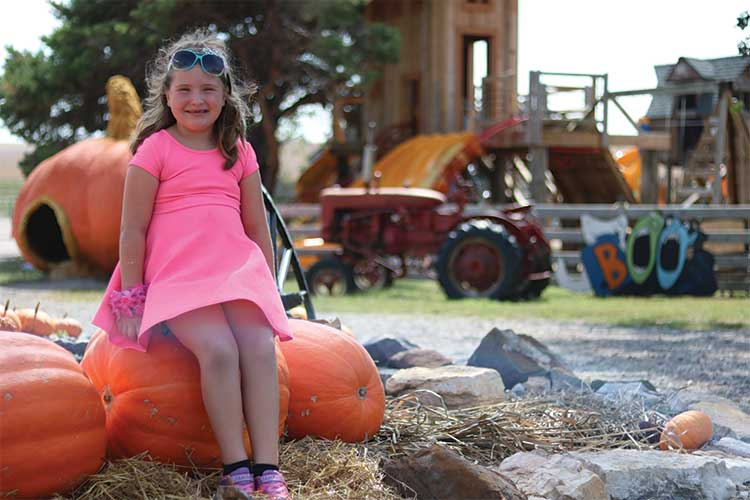 Giveaway: Win 2 Tickets to Vala's Pumpkin Patch! (ENDED)