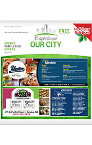 Experience Our City Omaha Holiday